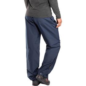 AGU Section Pantalones de lluvia Hombre, navy
